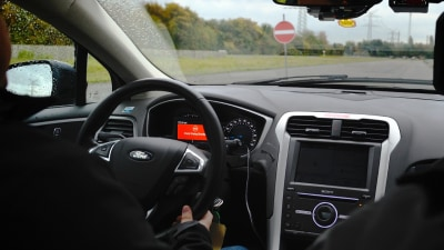 Ford Will Steer You Away From Trouble With Next-Generation Safety Systems