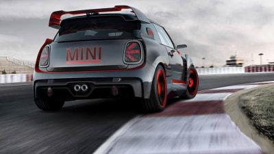 Mini Set To Build 200kw-Plus Competitor To Honda Civic Type R