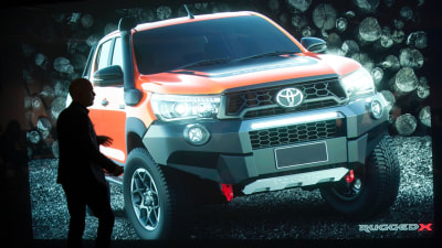 Behind the scenes: Toyota's tougher HiLux