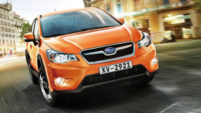2012 Subaru XV Priced For Australia