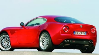 Alfa 8C Competizione to make UK debut in June