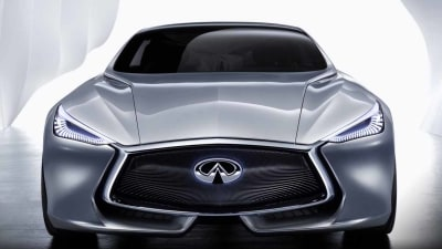 Infiniti Q80: Four-door Coupe Revealed, New Engine Confirmed