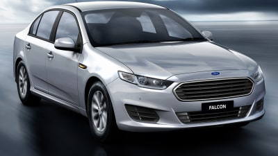 2015 Falcon: Ford Details Improved Fuel Figures, Handling Features