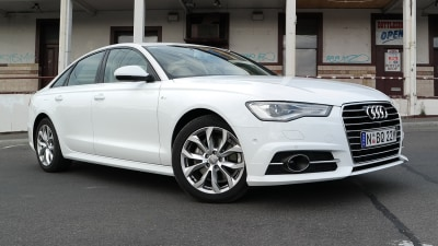 2015 Audi A6 1.8 TFSI Review: Fresher Face, Stronger Heart