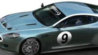Bio-ethanol powered Aston DBRS9 a winner