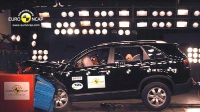 New Kia Sorento, Volkswagen Polo, Skoda Yeti, Subaru Liberty Achieve 5-Star Euro NCAP Scores
