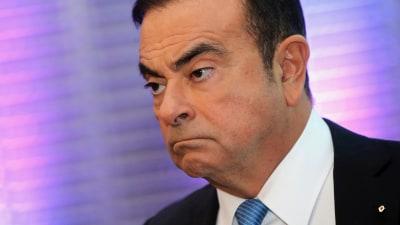 Ghosn resigns at Renault