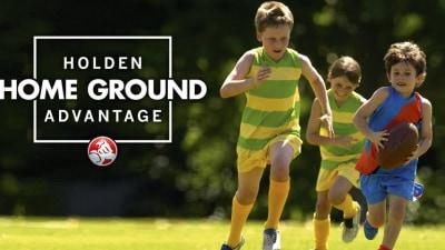 Holden Tips $5 Million Into 10-Year 'Home Ground Advantage' Sports Program