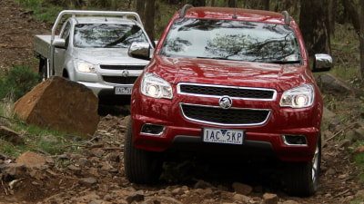 Holden Colorado, Colorado 7 And Trailblazer Recalled Over Jack Safety