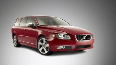 Volvo V70 And XC90 R-Design Now Available