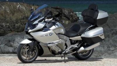 BMW K 1600 GT Voted International Bike Of The Year 2011