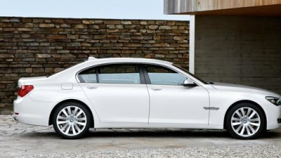 2010 BMW 760Li Pricing Announced For Australia