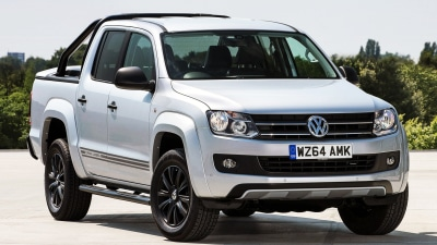 2015 VW Amarok 'Dark Label' Edition: Price And Features For Australia