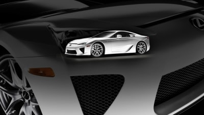Lexus Ends LFA Production On Schedule