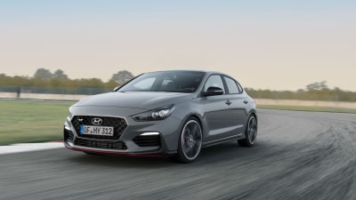 Hyundai i30 N Fastback revealed