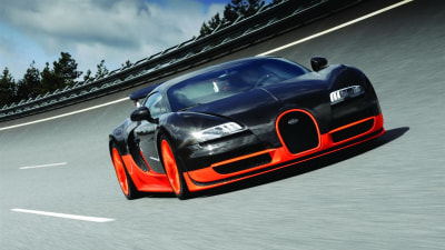 Bugatti Veyron Production Ends