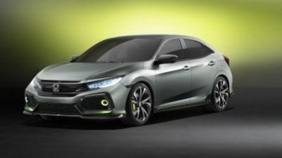 Honda Civic Type R primed for return