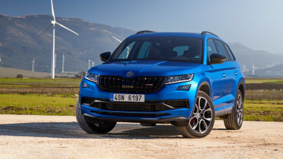 2020 Skoda Kodiaq RS confirmed for Australia