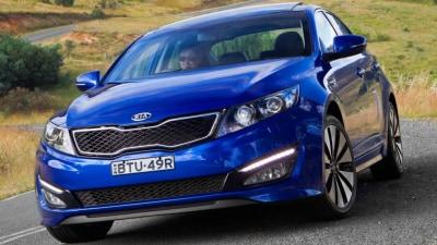 Kia Optima Launched In Australia