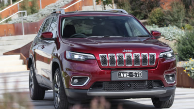 Jeep Cherokee 2019 Review