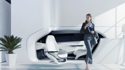 Hyundai Reveals Its Vision For The Future Of Motoring