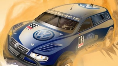 Volkswagen Touareg TDI Trophy Truck To Be Unveiled In LA