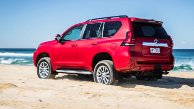 2021 Toyota Prado: power boost, Apple Car Play, but manual axed