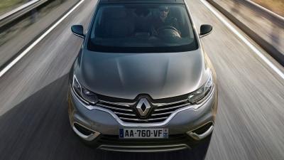 2015 Renault Espace Revealed