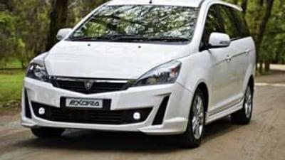 Proton Exora new car review