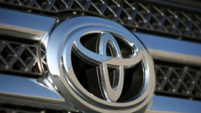 Toyota Downgraded From Top Credit Rating By Moody's
