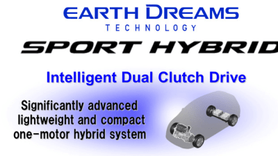 Honda Sport Hybrid i-DCD Set To Replace IMA System