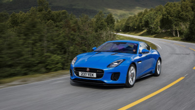 2018 Jaguar F-type Four-Cylinder Overseas Preview Drive | Can A Four-Pot Keep The F-Type's Sporting Spirit Alive?