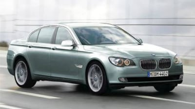 Mysterious 2009 F01 BMW 7-Series image