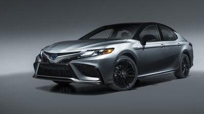 2021 Toyota Camry: new infotainment, advanced safety, here next year