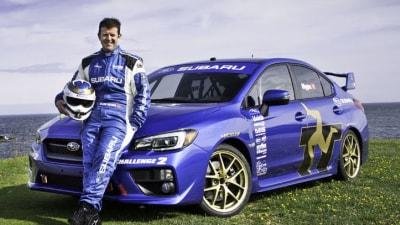 Subaru WRX STI Sets New Record On Isle Of Man TT Road Course: Video