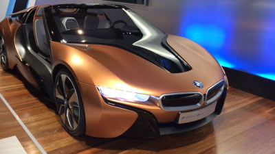 Motorclassica - Tech-Overload BMW iVision On Show