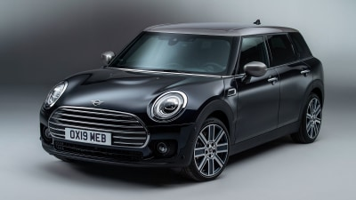 Facelifted Mini Clubman revealed