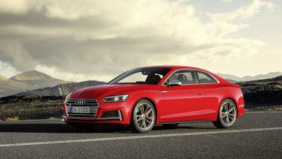 2017 Audi S5 Turns Up The Heat On A5 Range