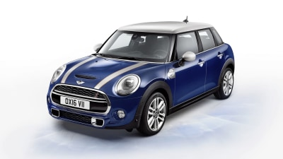 MINI Seven Design Edition Takes A Trip Down Memory Lane