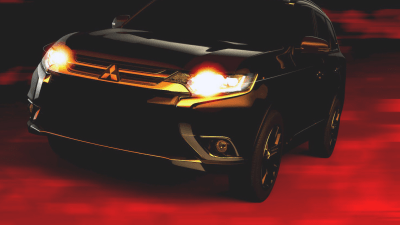 Mitsubishi Outlander: 2016 Styling Update Teased Further