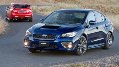 2016 Subaru WRX & WRX STI: Australian Price And Features