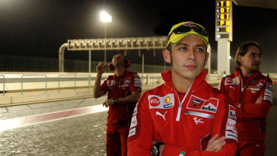 MotoGP: Rossi Switches To Ducati, F1: Klien Eyes Race With HRT In 2010