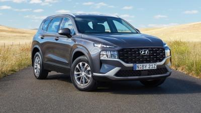 2021 Hyundai Santa Fe V6 recalled over fuel pipe fault