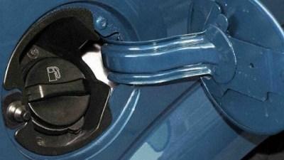 Man And Machine Bonding: Michigan Man Traps Himself In Fuel Filler