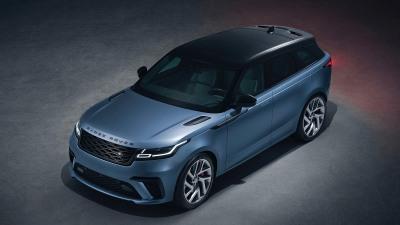 Ballistic 405kW V8 boosts Range Rover Velar cred