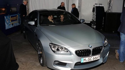 BMW M6 Gran Coupe Gets Unexpected Unveiling In Germany