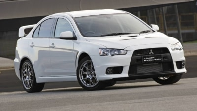Mitsubishi Evolution At The End Of The Line: Report