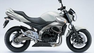 2009 Suzuki GSR600 Naked Now Available