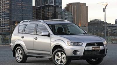 2010 Mitsubishi Outlander On Sale In Australia