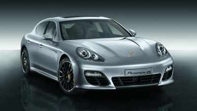 Porsche Panamera Gets Powerkit And Sport Design Packages